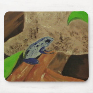 Poison Dart Frog # 1 Mouse Pad