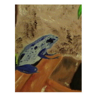 Poison Dart Frog # 1 Postcard