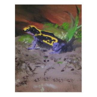 Poison Dart Frog # 3 Postcard