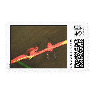 Poison Dart Frog # 4 Postage