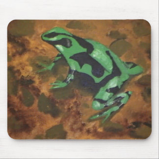 Poison Dart Frog # 5 Mouse Pad
