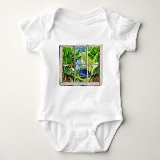 Poison Dart Frog Baby Bodysuit