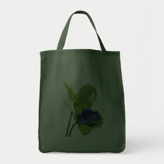 Poison Dart Frog Grocery Tote Bag