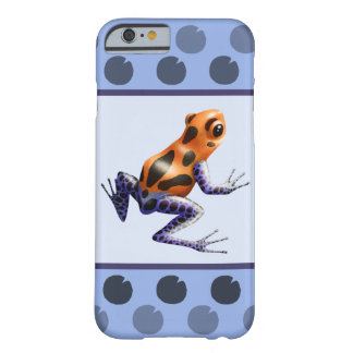 Poison Dart Frog Barely There iPhone 6 Case