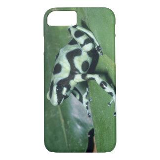 Poison Dart Frog, (Dendrobates auratus) Cahuita iPhone 7 Case