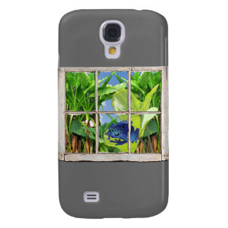 Poison Dart Frog Galaxy S4 Case