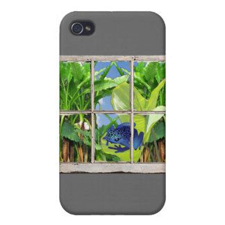 Poison Dart Frog iPhone 4/4S Cases