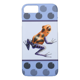Poison Dart Frog iPhone 7 Case