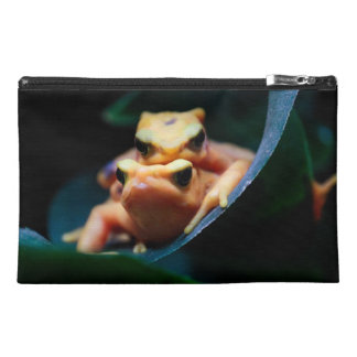 Poison Dart Frogs Travel Accessories Bag