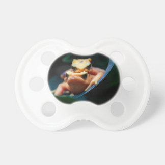 Poison Dart Frogs Wildlife Animal Photo Pacifier