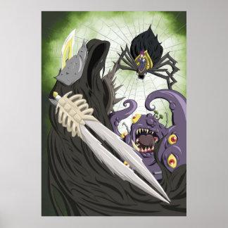 Poison Element Gods   TAOFEWA manga universe Poster