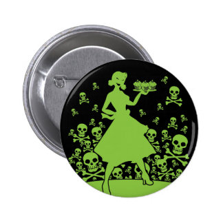 Poison Housewife Buttons