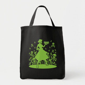 Poison Housewife Canvas Bags