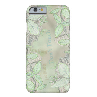 Poison Ivy Barely There iPhone 6 Case