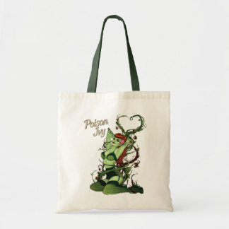 Poison Ivy Bombshell Canvas Bags