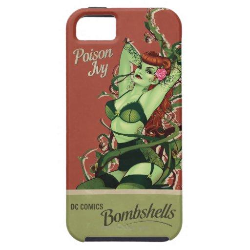 Poison Ivy Bombshell iPhone SE/5/5s Case
