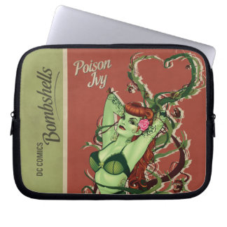 Poison Ivy Bombshell Computer Sleeve