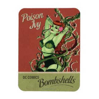 Poison Ivy Bombshell Magnet