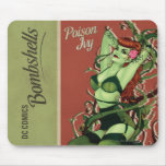 Poison Ivy Bombshell Mouse Pad
