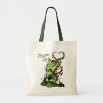dc comics bombshells, poison ivy, poison ivy bombshell, batman villain poison ivy, poster pin up, retro pin-up, Bag with custom graphic design