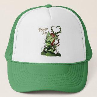 Poison Ivy Bombshell Trucker Hat