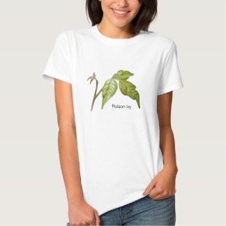 Poison Ivy - camp shirt