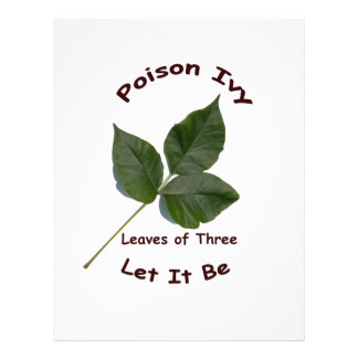 Poison Ivy Flyer