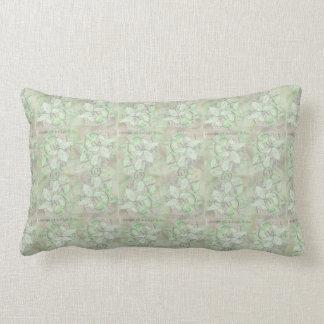 Poison Ivy Lumbar Pillow