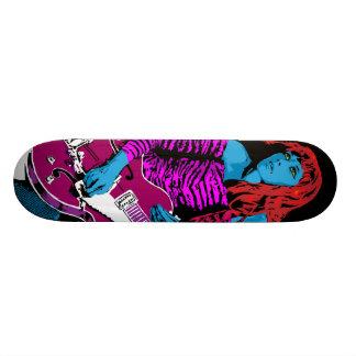 Poison Ivy Skateboard Deck