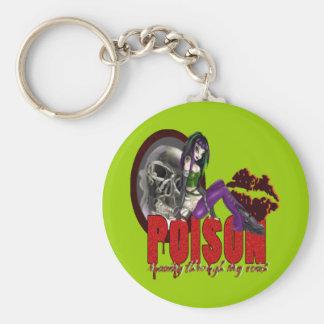 Poison - Keychain