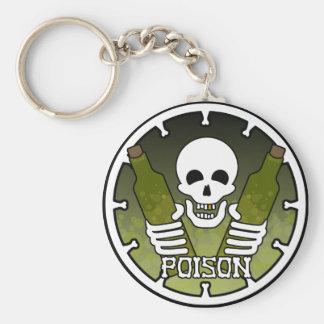 """""""Poison"""" Keychain"""