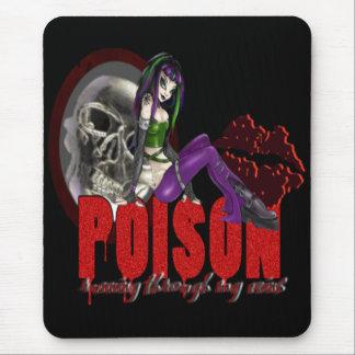 Poison - Mousepad