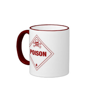 Poison Coffee Mugs