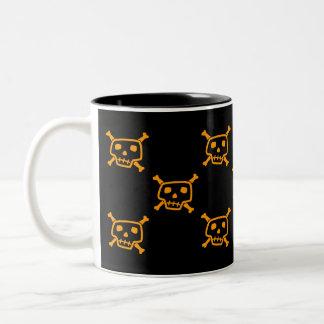 Poison Peter Black Coffee Mug
