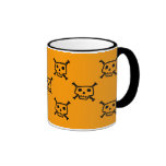 Poison Peter Orange Coffee Mug