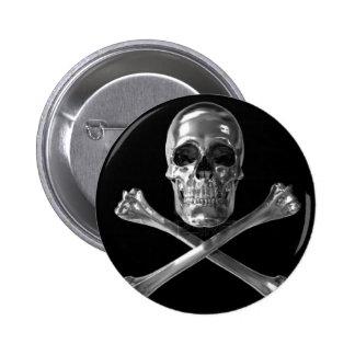 poison pinback button