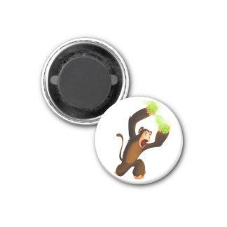 Poison Poo Monkey Magnet