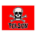 Poison Postcards