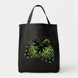 Poison Strawberries Canvas Bag