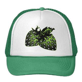 Poison Strawberries Mesh Hat