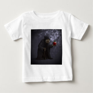 Poisoned apple baby T-Shirt