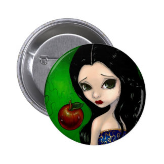 """""""Poisoned Apple"""" Button"""