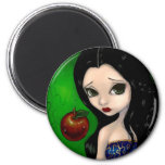 """Poisoned Apple"" Magnet"