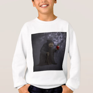 Poisoned apple sweatshirt