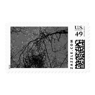 """Poisoned Arteries"" JTG Art Postage Stamp"