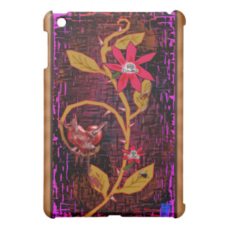 poisonflower case for the iPad mini
