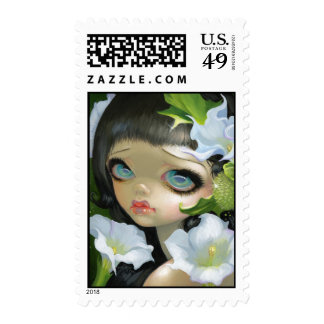 """""""Poisonous Beauties V: Datura"""" Stamp"""