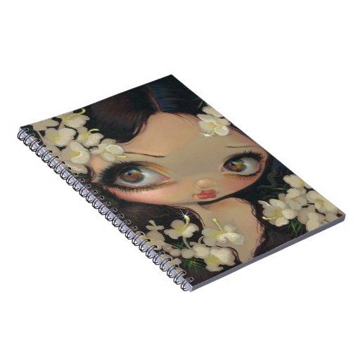 """""""Poisonous Beauties VII: Hemlock"""" Notebook"""