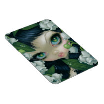poisonous beauties, lily of the valley, lily, fairy, poisonous, beauty, big eye, poison fairy, jasmine, becket-griffith, artsprojekt, valley, muguet, des, bois, botanical, botany, flower, big eyed, becket, griffith, jasmine becket-griffith, beckett, jasmin, strangeling, artist, goth, gothic, gothic fairy, faery, fairies, faerie, fairie, lowbrow, low brow, big eyes, strangling, fantasy art, original, lowbrow art, [[missing key: type_fuji_fleximagne]] com design gráfico personalizado