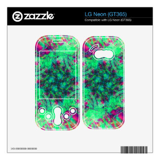 Poisonous Decal For The LG Neon
